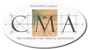 CMA registered college logo