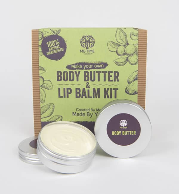 Make your own natural Body butter