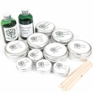 Refills for Make Your Own Body Butter & Lip Balm Kit