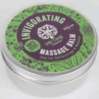 Citrus Invigorating Massage wax