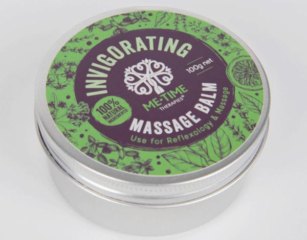 Citrus Invigorating Massage wax
