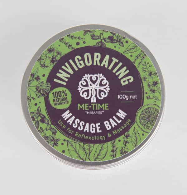 Aromatherapy massage wax