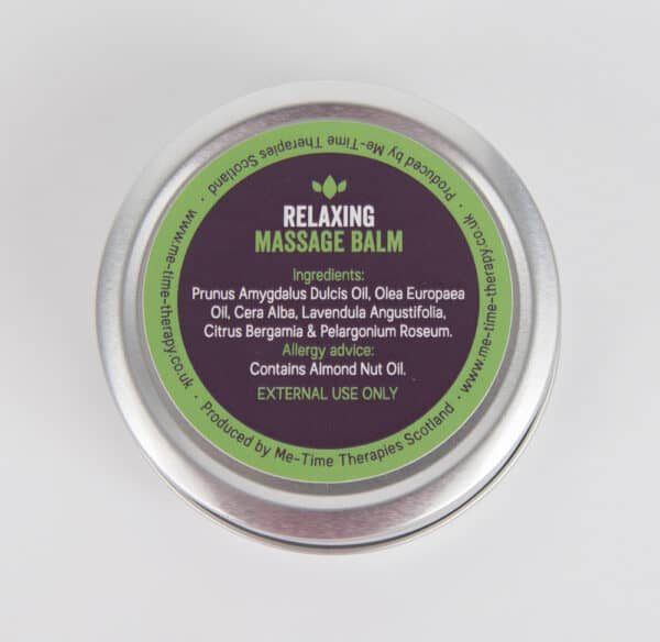 Reflexology Massage wax