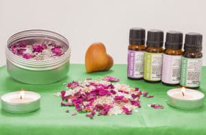 Retreat Day aromatherapy oils
