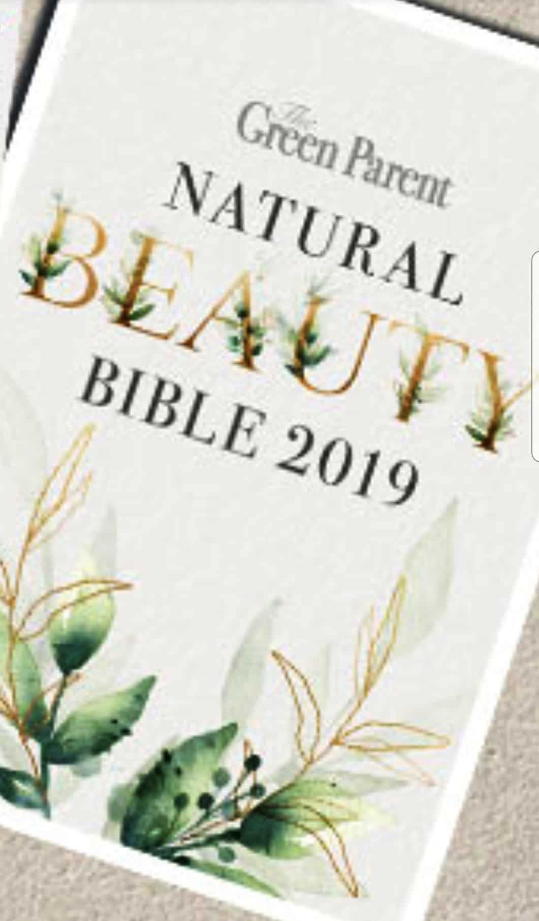 Green Parent Bible 2019