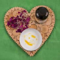 Aromatherapy oils mixing