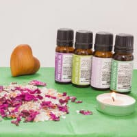 Self care aromatherapy oils