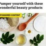 Glasgow Herald -amper yourself with these wonderful beauty products