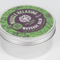 Muscle Relaxing Massage wax