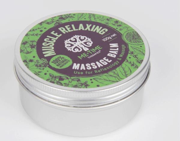 Muscle Relaxing Massage wax