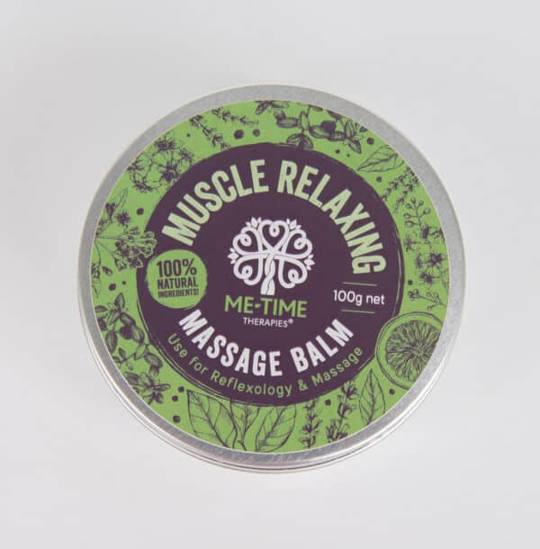 Muscle Relaxing Massage wax for achy muscles